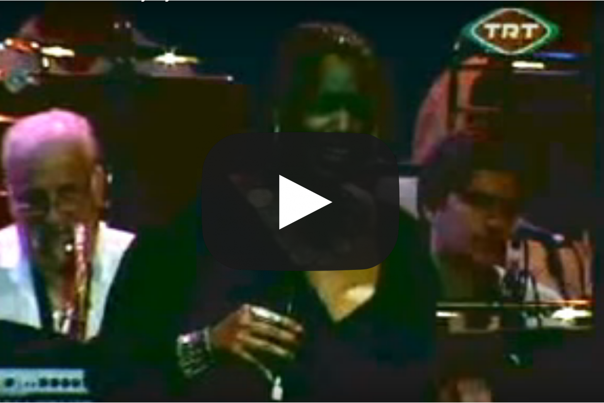 İstanbul Super Band cond by Aycan Teztel feat. DIANNE REEVES